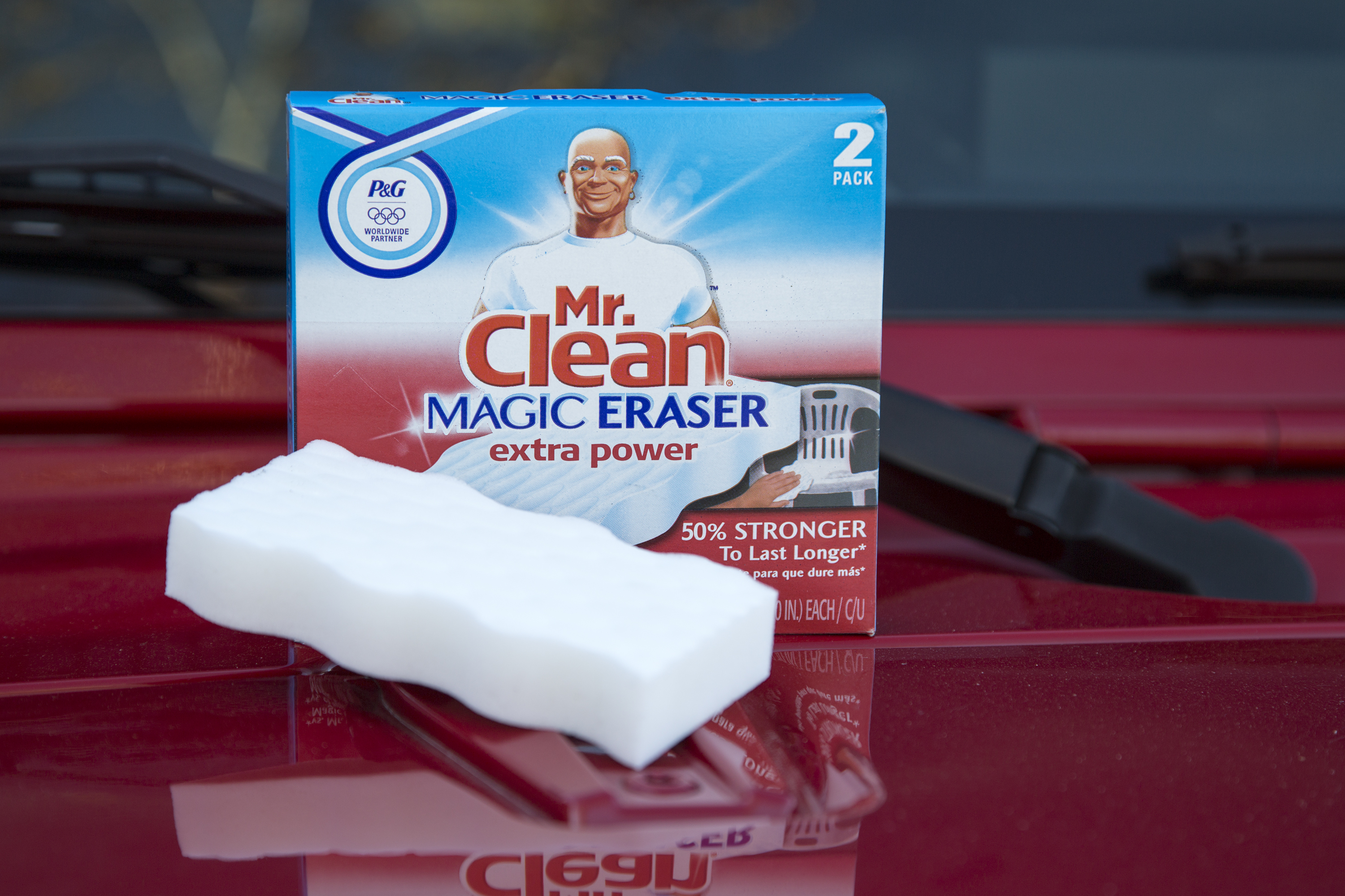 how to use a mr clean magic eraser on a car it still runs your ultimate older auto resource. Black Bedroom Furniture Sets. Home Design Ideas