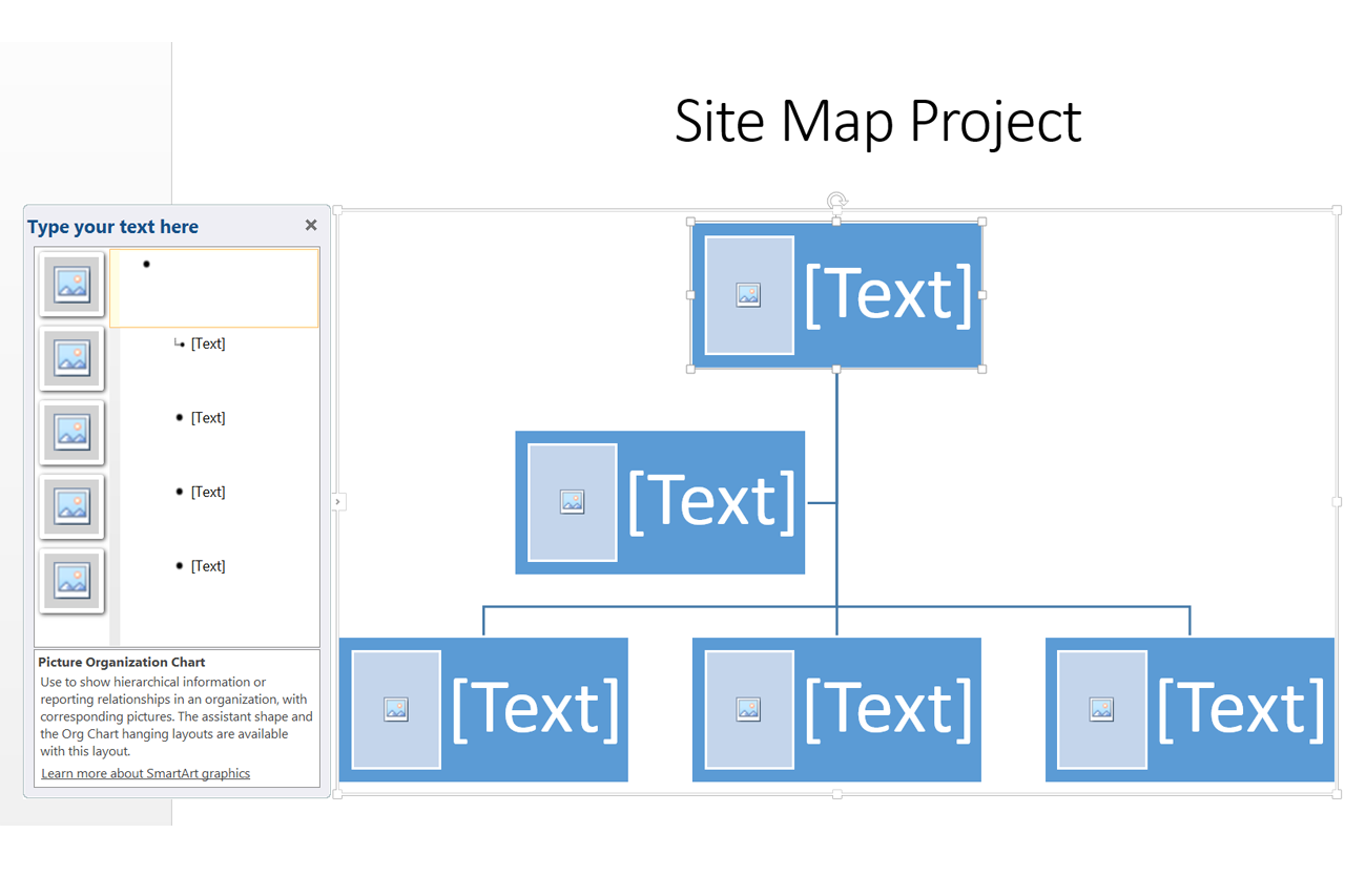How To Create A Site Map In Microsoft Word