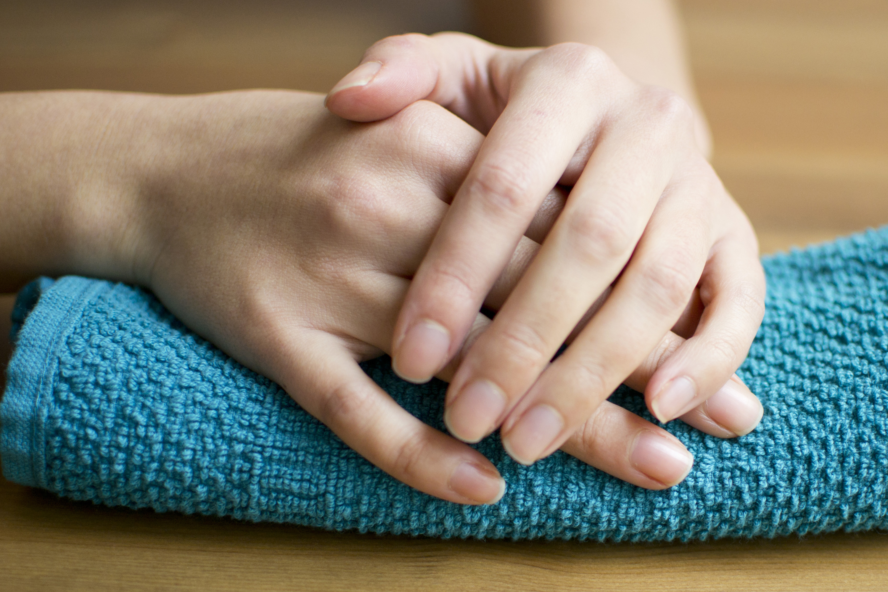 How to Trim Nail Cuticles | LIVESTRONG.COM