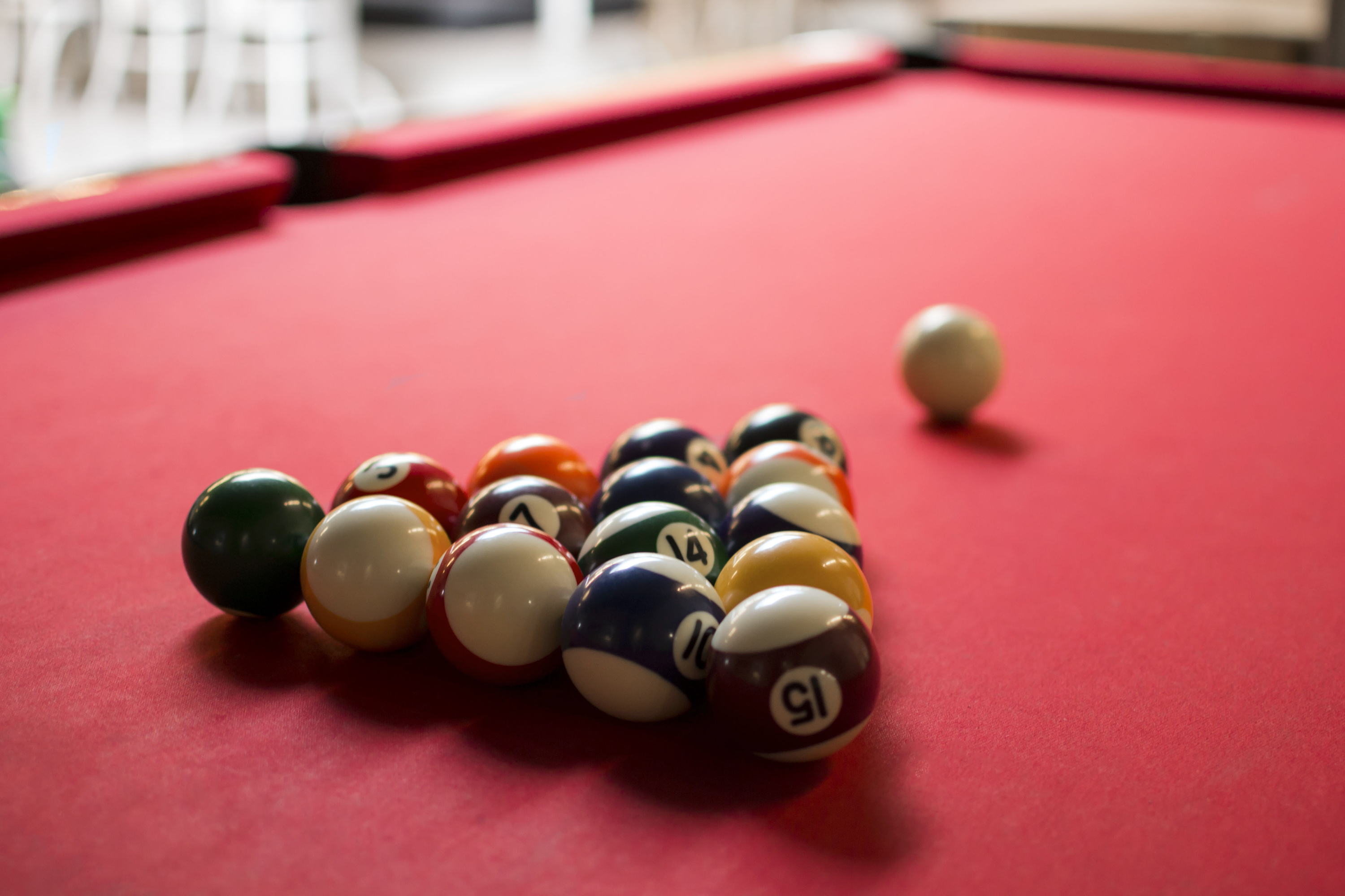 Pool Table Markings Measurements LIVESTRONGCOM - What is the official size of a pool table