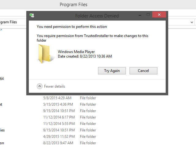 bHow to Delete Files That Need Administrator Permission on Windows