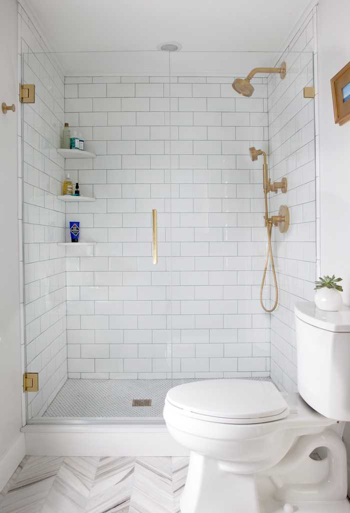 Tiled Walk In Showers For Small Bathrooms.12 Inspiring Walk In Showers For Small Bathrooms Hunker