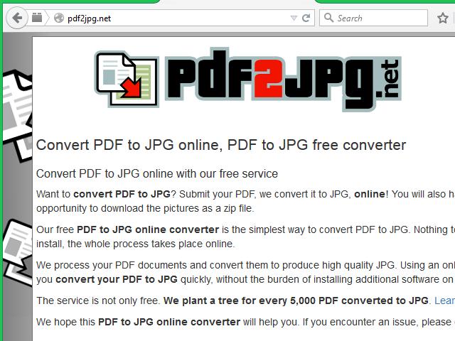 Go to pdf2jpg.net.