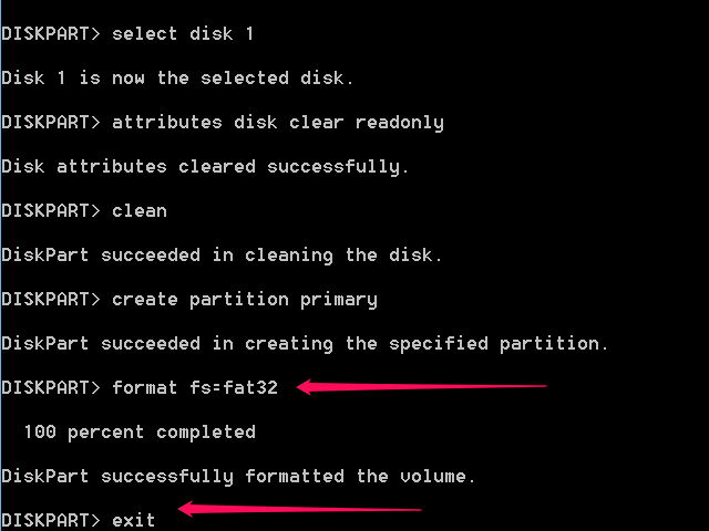 how to remove usb flash drive write protection mac terminal