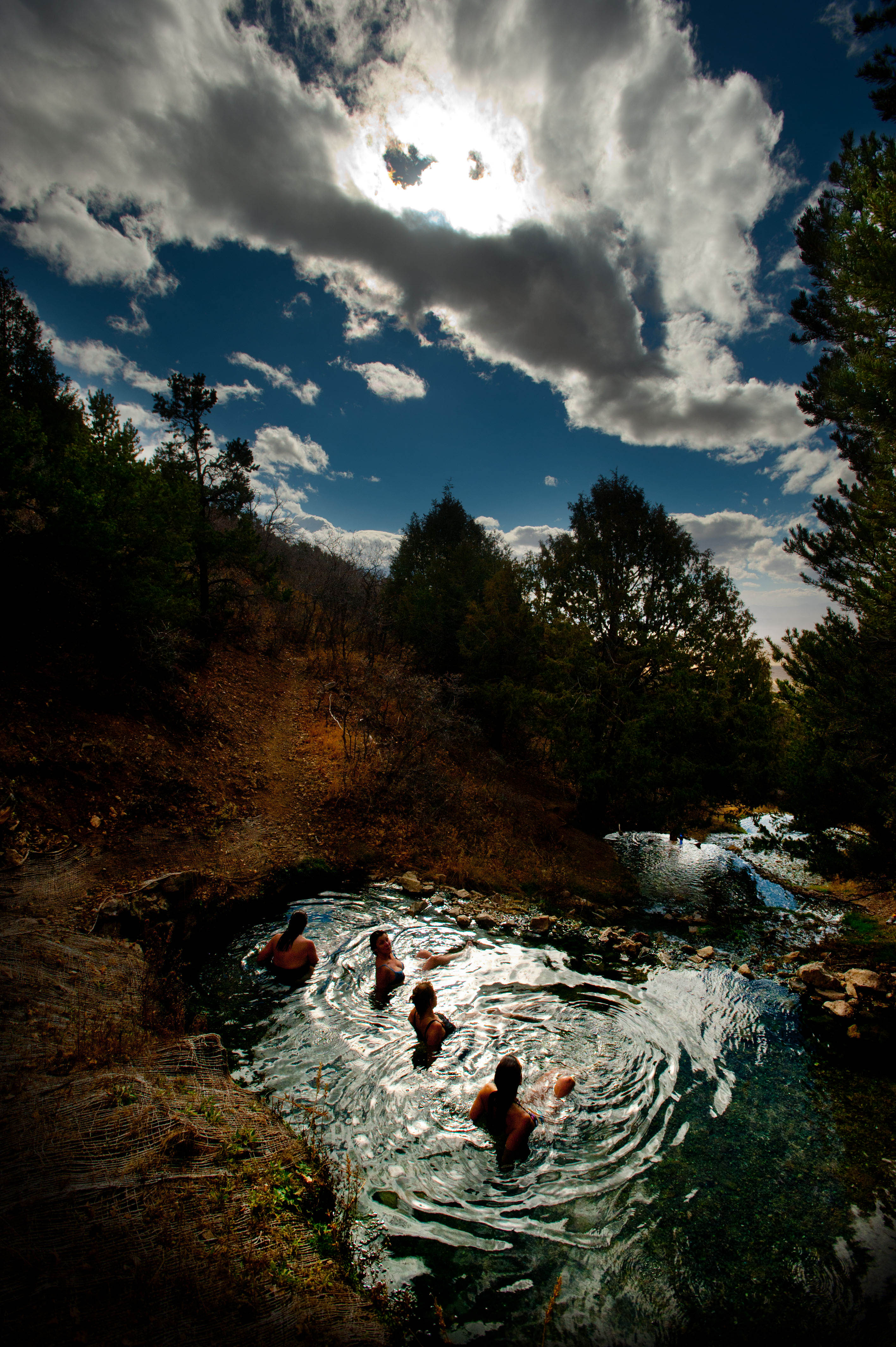 A guide to Colorado's hot springs