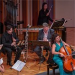Britten, Hindemith, Loeffler, and Schumann