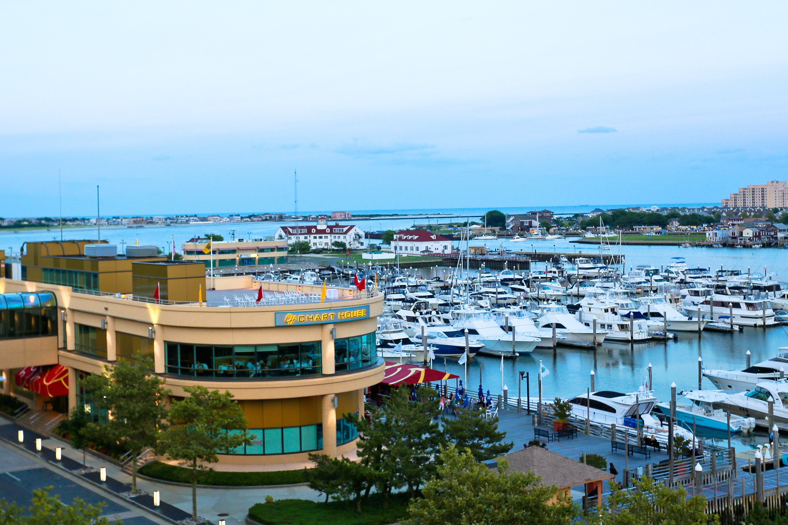 Farley State Marina And Chart House Restaurant