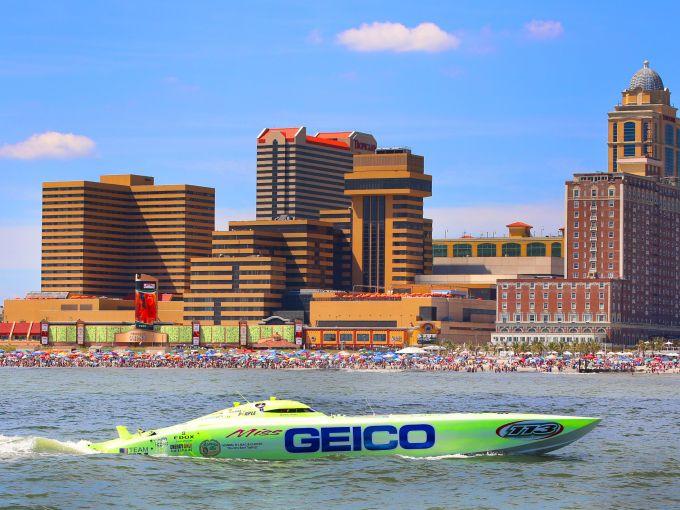 Atlantic City, Beach, Ocean, Boardwalk, Air Show, Planes, Dip, Dive, Fly, Event