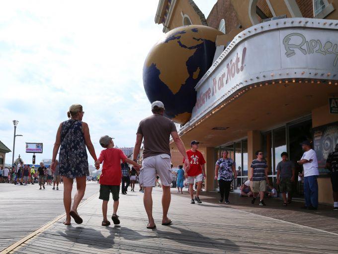Atlantic City, attraction, museum, children, family