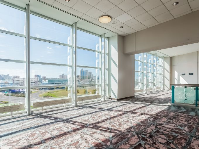 Atlantic City, Convention Center, meetings, trade shows, conferences, conventions, expos, interior