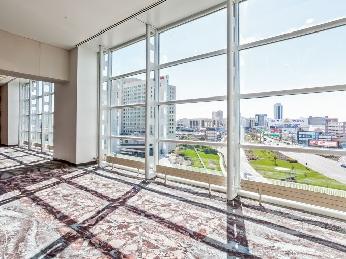 Atlantic City, Convention Center, meetings, trade shows, conferences, conventions, expos, interior, views