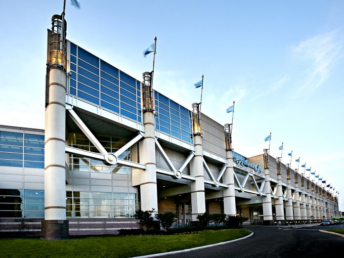 Atlantic City, Convention Center, destination, exterior, façade, meetings, trade shows, conferences, conventions, expos