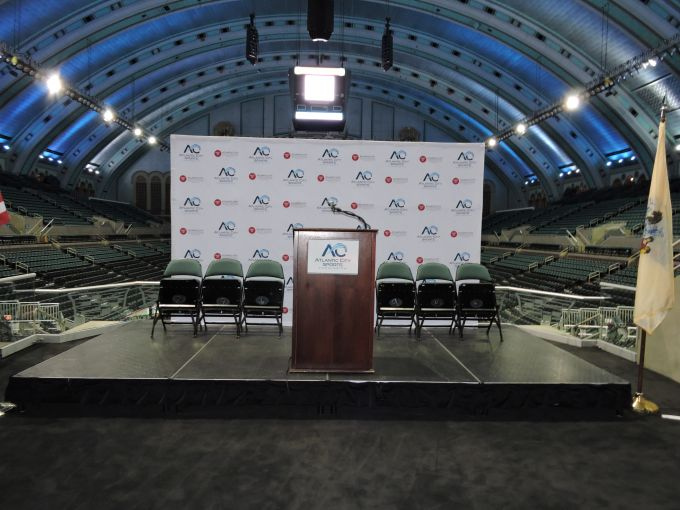 Atlantic City, Sports, Commission, Press Conference, Launch