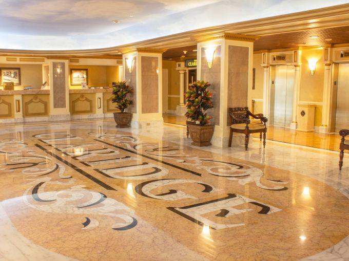 Claridge, Hotel, Historic, Interior, Atlantic City, Boardwalk, Ocean, Beach, View, Grand, Lobby