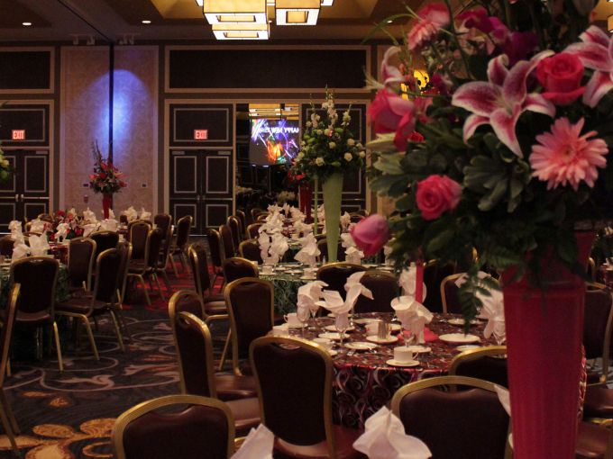 Tropicana, Casino, The Quarter, Restaurants, Shopping, Interior, Ballroom, Wedding, Meeting, Event, Conference, Decor