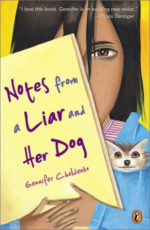 Notes from a Liar and Her Dog cover