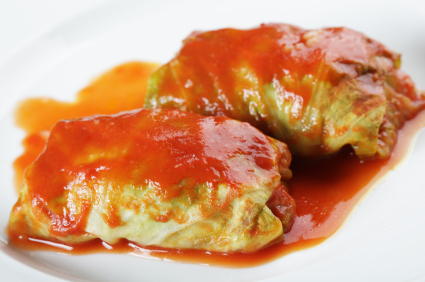 Stuffed Cabbage (aka Holishkes): Edible Torahs for Sukkot