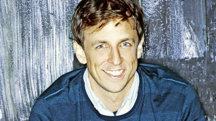 SNL's Seth Meyers is featured guest at JCC Winter Benefit