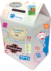 Tzedakah month at the PJ Library
