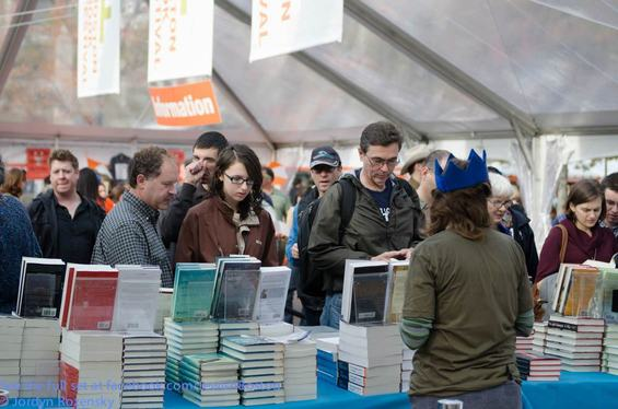 Jews About Town: The Boston Book Festival