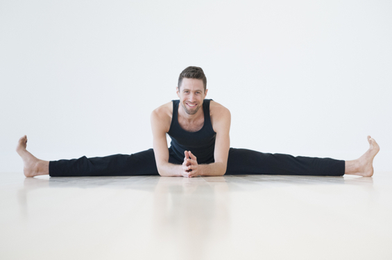 Four Questions with Daniel Max, Co-Founder and Director of JP Centre Yoga