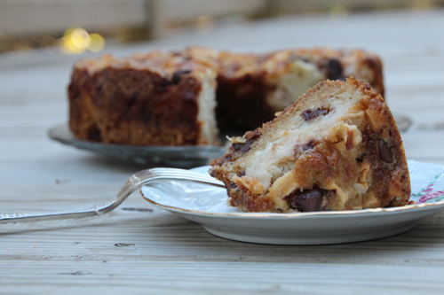 Chosen Eats: A Good Apple (Cake)