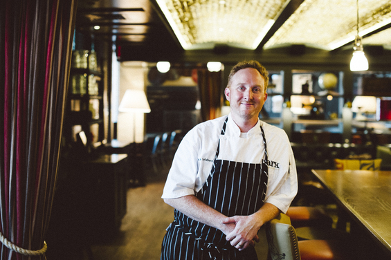 Four Questions with Chef Mark Goldberg