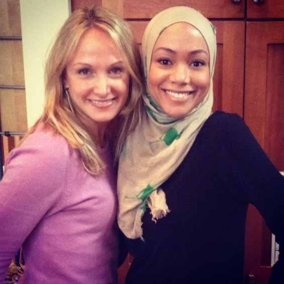 Four Questions with Emma Samuels and Aminah Herzig of Slim Peace Boston