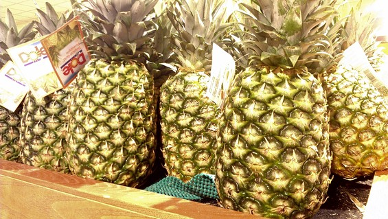 What does a Pineapple have to do with volunteering?