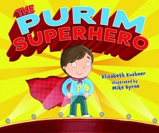 "Hot Off the Press: ""The Purim Superhero"""