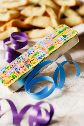 My child with cognitive disabilities asked me about the meaning of Purim. How can I break it down?