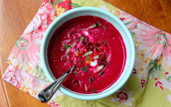 Chosen Eats: My Borscht Awakening