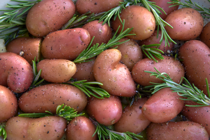 Shabbat of the Month Club: Roasted Red Potatoes Recipe