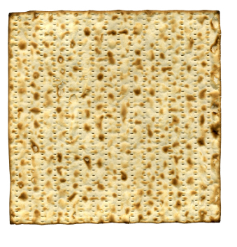 I've heard that only round matzah is kosher for Passover. Is that true? What about the square ones? Do those not count?