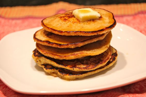 Chosen Eats: Eating Passover, Day 5 - Matzo Meal Pancakes