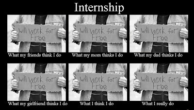 Expert Advice: Network Even for Unpaid Internships