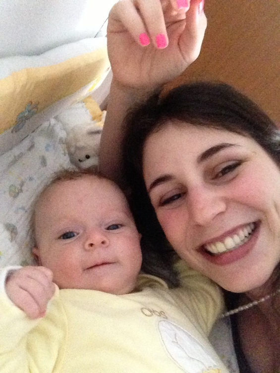 Motherhood in Israel: A Q&A with a New Mom in Haifa