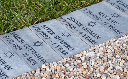 """Brick by Brick"" Campaign Connects Generation to Generation Memorializing the Forgotten Children"