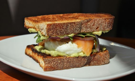 Chosen Eats: The Mother of All Breakfast Sandwiches