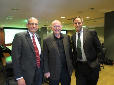 JNF New England Board honored with private film viewing