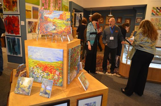 Ein Hod Artists in Boston