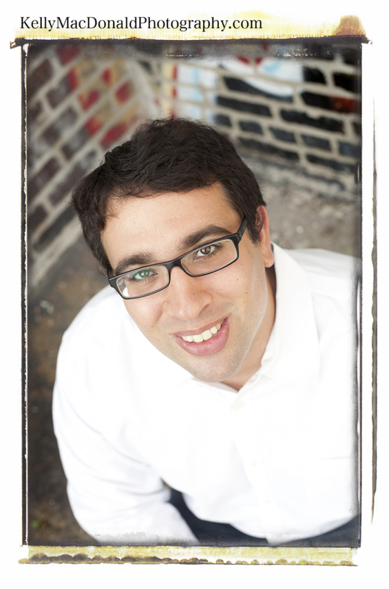 Four Questions with Writer Ilan Mochari