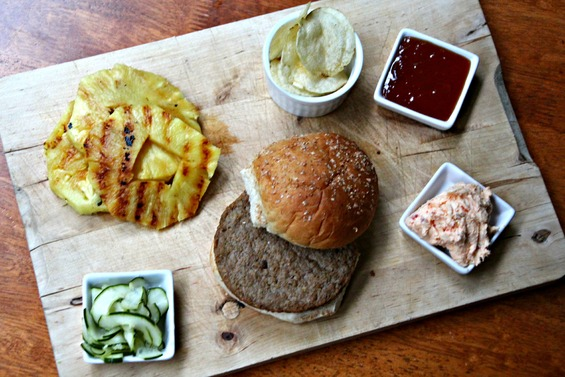 Chosen Eats: Build a Better Burger from the Top Down