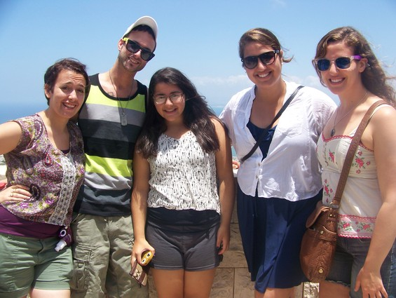 Modern-Day Internships in Israel