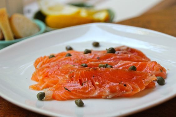 Chosen Eats: Yom Kippur Break-Fast Recipe - Homemade Gravlax