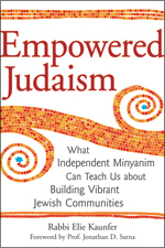 Book Review: Empowered Judaism