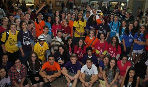 High school students from the Diaspora make Israel their home