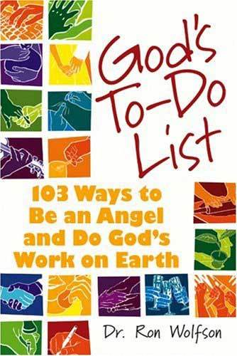 Book Review:God's To-Do List: 103 Ways to Be an Angel and Do God's Work on Earth