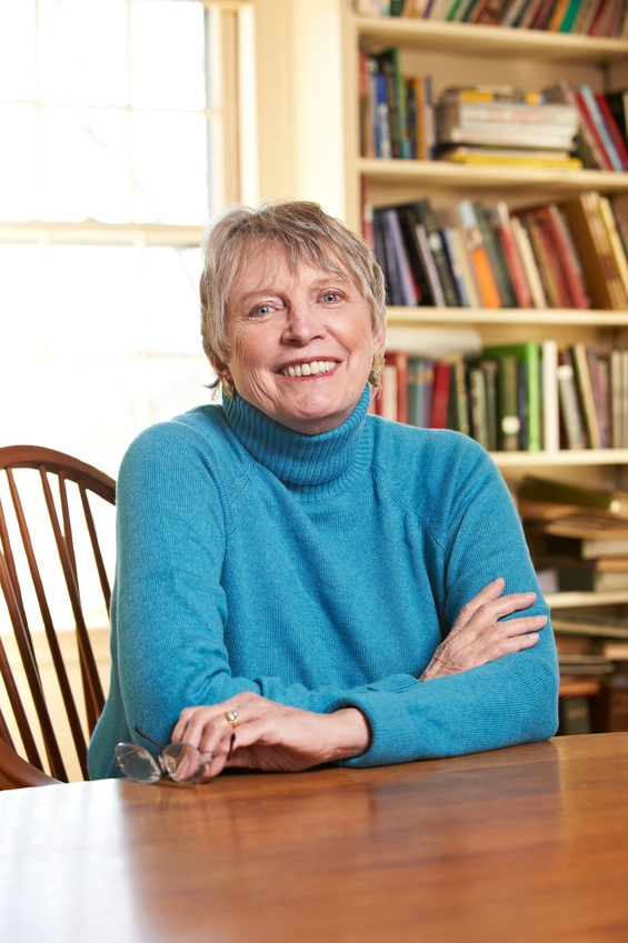 Four Questions with Lois Lowry, Newbery Award-Winning Children's Author