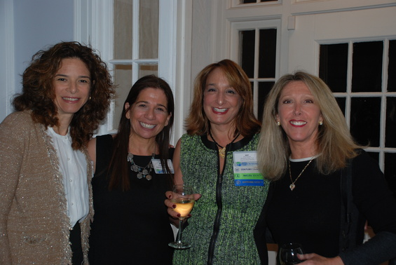 Jewish National Fund Women for Israel host Ifat Zamir